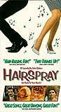 HairSpray VHS Tape
