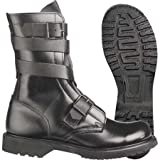 Men's Corcoran 10 Leather Tanker Boots Black