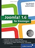 img - for Joomla! 1.6 f r Einsteiger book / textbook / text book