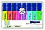 Staedtler Textsurfer Classic Fluorescent Highlighter Wallet