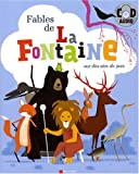 Fables de La Fontaine : Sur des airs de jazz (1CD audio)