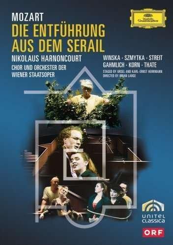 Mozart, Wolfgang Amadeus - Die Entführung aus dem Serail (NTSC) [2 DVDs]
