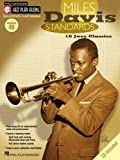 Miles Davis Standards: Jazz Play-Along Volume 49 (Hal Leonard Jazz Play-Along) (0634090771) by Davis, Miles