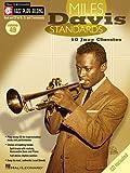 Miles Davis Standards: Jazz Play-Along Volume 49 (Hal Leonard Jazz Play-Along) (0634090771) by Davis, Miles
