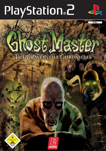 Ghost Master: The Gravenville Chronicles, PlayStation2