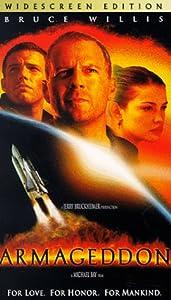 Armageddon [VHS] [Import allemand]