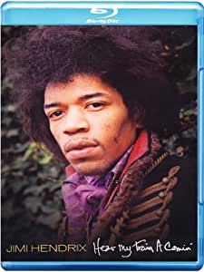 The Jimi Hendrix Experience: Hear My Train A Comin' [Blu-ray]