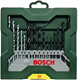 Bosch 15-teiliges Mini-X-Line Mixed Set, 2607019675