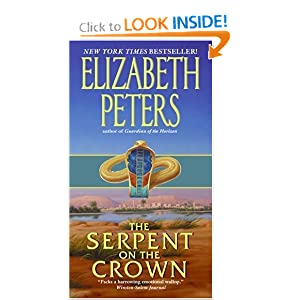 The Serpent on the Crown Elizabeth Peters