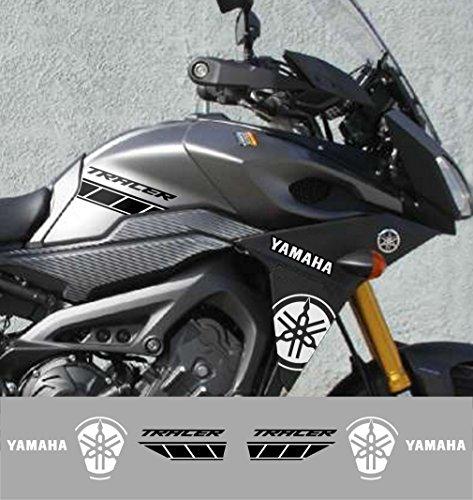 Adesivi Stickers compatibili per moto YAMAHA FJ-09 - MT-09 -TRACER - MOD18