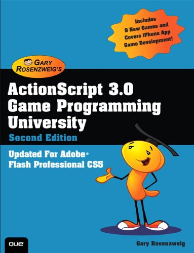ActionScript 3.0 Game Programming University  0789747324 pdf