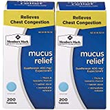 Simply Right Mucus Relief, 400 Count