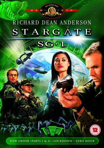 Stargate SG-1: Season 8 (Vol. 38) [DVD]