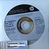 HP Windows 7 Pro SP1 32bit DVD プロダクトキー付