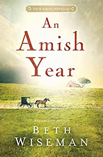 Book Cover: An Amish Year: Four Amish Novellas