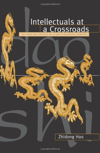 Intellectuals at a Crossroads: The Changing Politics of China's Knowledge Workers (Suny Series, Interruptions: Border Te