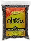 Roland Pre-Washed Black Quinoa, 5-Pounds Bag