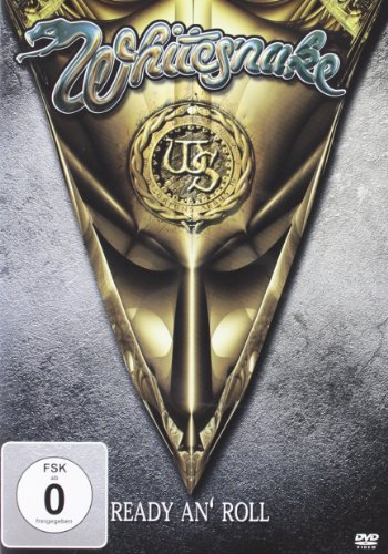 Whitesnake - Ready An'Roll - Dvd