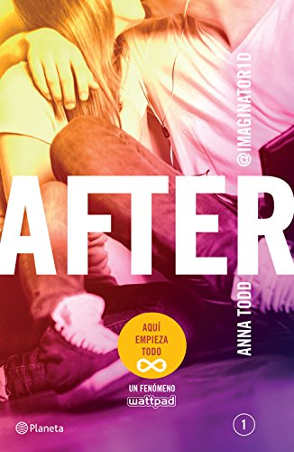 Anna Todd - After (Serie After 1) Edición mexicana (Spanish Edition)