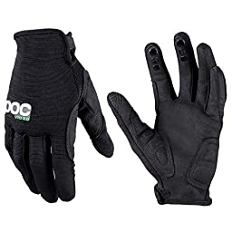POC Sports Index DH Glove Uranium Black XS