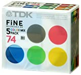 TDK FINE 74�� MD-FN74MAX5A