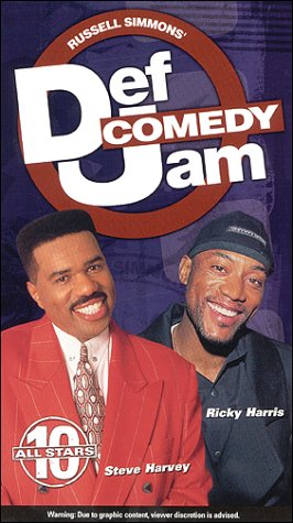 Def Comedy Jam All Stars 10 [VHS]