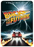 Back to the Future Trilogy (Steelbook) [DVD]