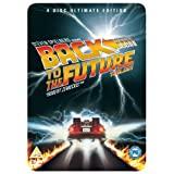 Back to the Future Trilogy (Steelbook) [DVD]by Michael J. Fox