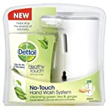 Dettol No Touch Tea and Ginger Hand Wash System (250ml)