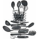 Maxam 17pc Kitchen Tool Set