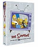 DVD Cover 'Die Simpsons - Die komplette Season 1 (Collector's Edition, 3 DVDs)