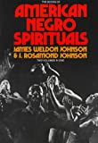The Books Of American Negro Spirituals (Da Capo Paperback) (0306800748) by Johnson, James Weldon