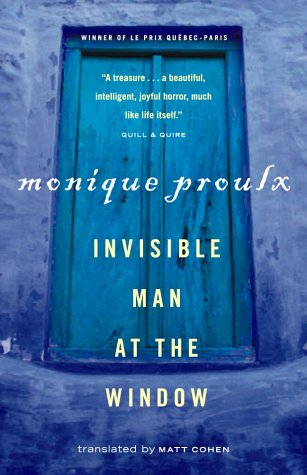 Invisible Man at the Window