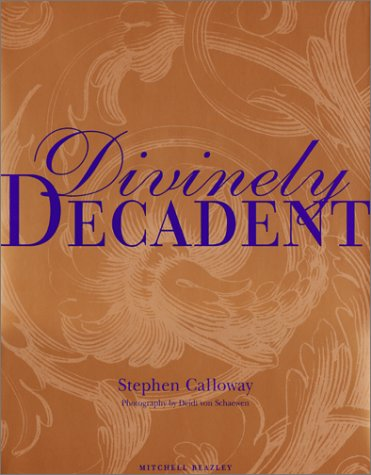 Divinely Decadent, Calloway, Stephen