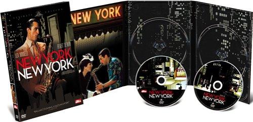 ニューヨーク・ニューヨーク アルティメット・エディション (初回限定生産) [DVD]
