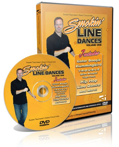 Smokin' Line Dances 1 [DVD]