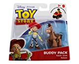 Toy Story Action Links Buddy Packs - Yodellin Jessie & Bullseye