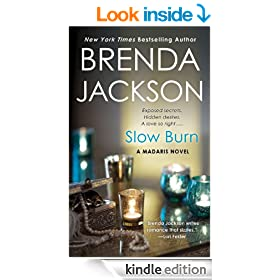 Slow Burn (Madaris Family Novels)
