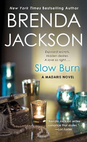 Image of Slow Burn (Madaris Family Novels)