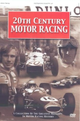 20th Century Motor Racing [DVD]