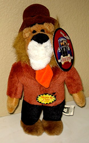 Tough Guys Plush Talking Lion - Stands 10 Inches Tall