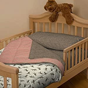 Sock Monkey Toddler Comforter