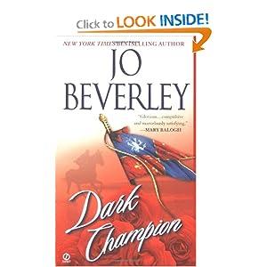 Dark Champion - Jo Beverley
