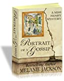 Portrait of a Gossip (Miss Henry Cozy Mysteries Book 1) (English Edition)