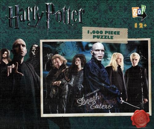 Picture of Go! Games Harry Potter Dark Art 1000 Piece Puzzle (B004C3AKZG) (Jigsaw Puzzles)
