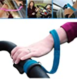 Baby Stroller Pram Safety Belt Wrist Strap Infant Kid Carriage Harness Anti Lost