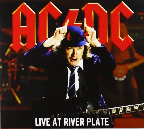 Live At River Plate by AC/DC (2012) Audio CD