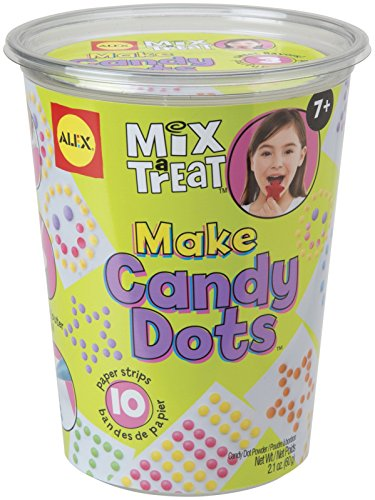Alex Jr. Make Candy Dots - 1