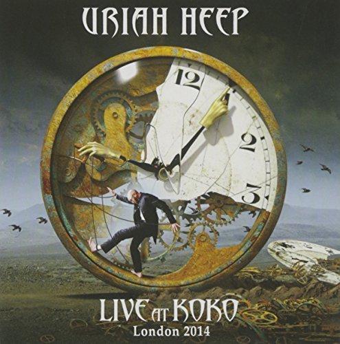 Live At Koko By Uriah Heep (2014-10-22)