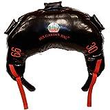 Bulgarian Bag - New Black PVC - Suples - The Original (Fitness, Crossfit, Wrestling, Judo, Grappling, Functional Training, MMA, Sandbag, Training Bag, Weighted Bag, Weight Bag) (66)